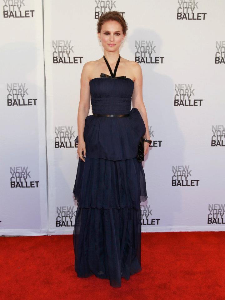 Платье Натали Портман