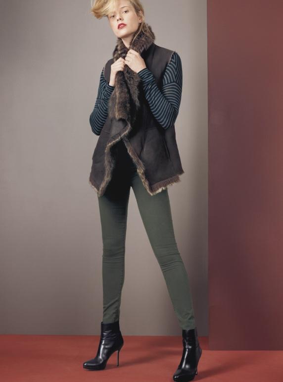 ... sweater,  five-pocket skinny jeans (Pre-order Fall 2012) #Nordstrom