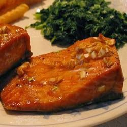 Maple Salmon | Recipes - Main Dishes | Pinterest