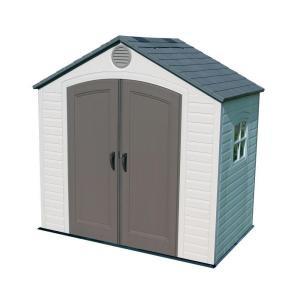 Rapo Lifetime Outdoor Storage Shed 11 X 13 5