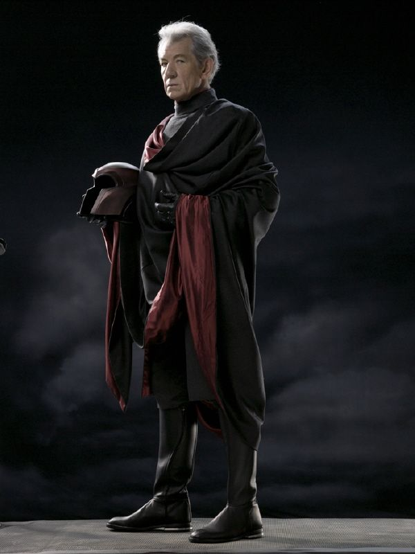 Magneto - Sir Ian McKellen | Movie/television costumes II ...