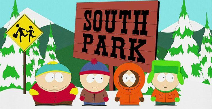 southpark english