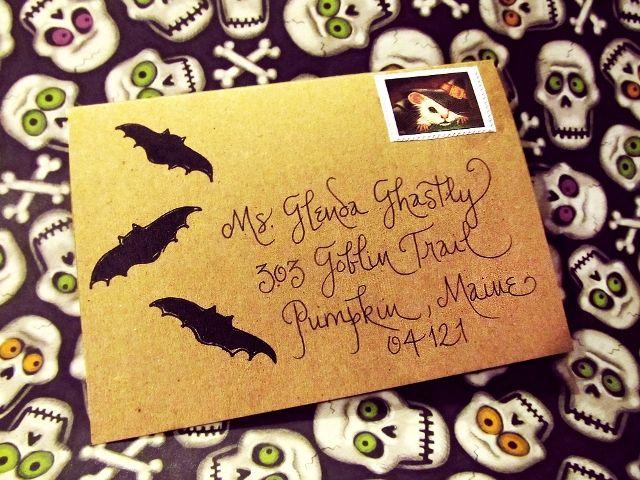 My Finespun Writing Style With Hand Drawn Bats Www