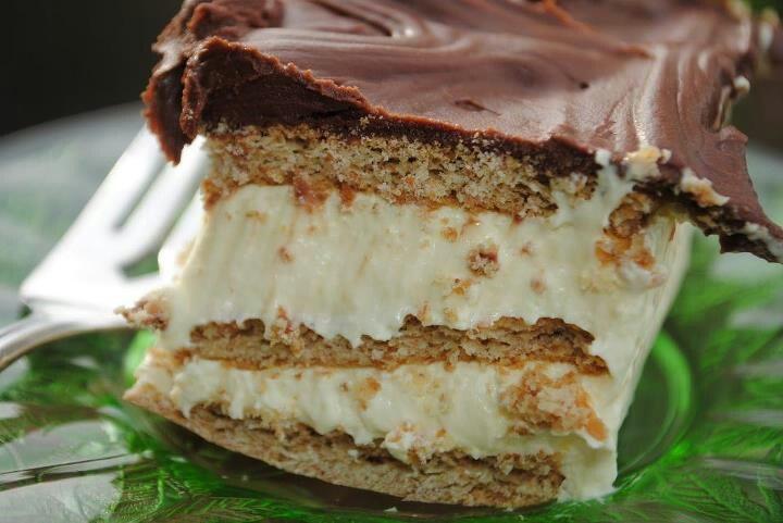 Chocolate Eclair Cake | Recipe