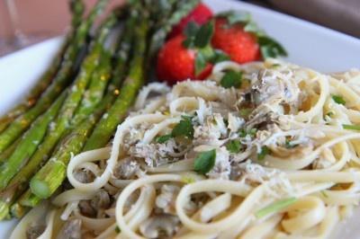 Simple Roasted Asparagus | Recipes | Pinterest