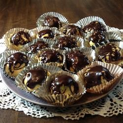 ... Chocolate Mousse drizzled with One Minute Chocolate Icing Recipe