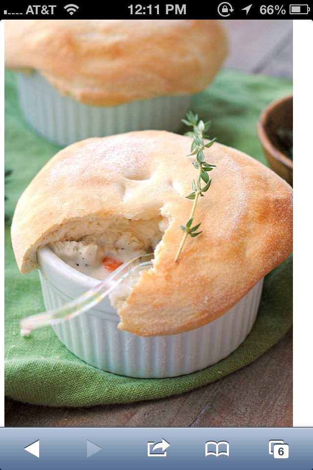 ... Pot Pie http://www.eat-yourself-skinny.com/2013/01/skinny-chicken-pot