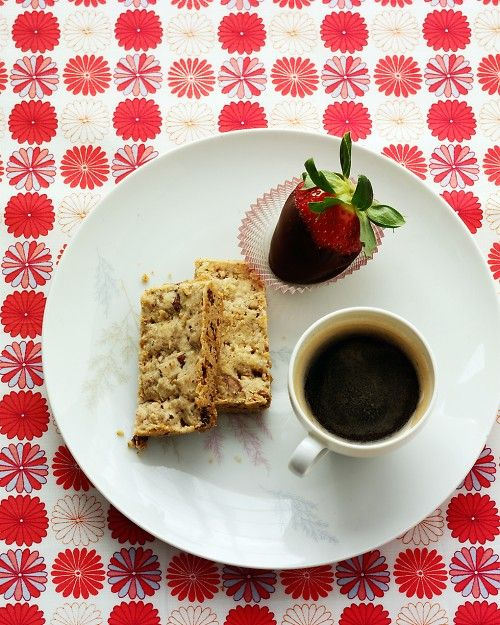 Pecan Shortbread Bars - I just made these. Oh my, SO good!