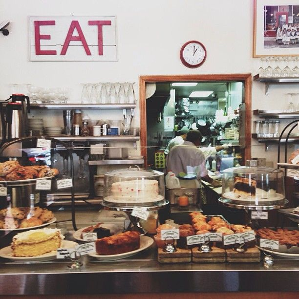 Clinton Street bakery company | Storefronts and Shops | Pinterest