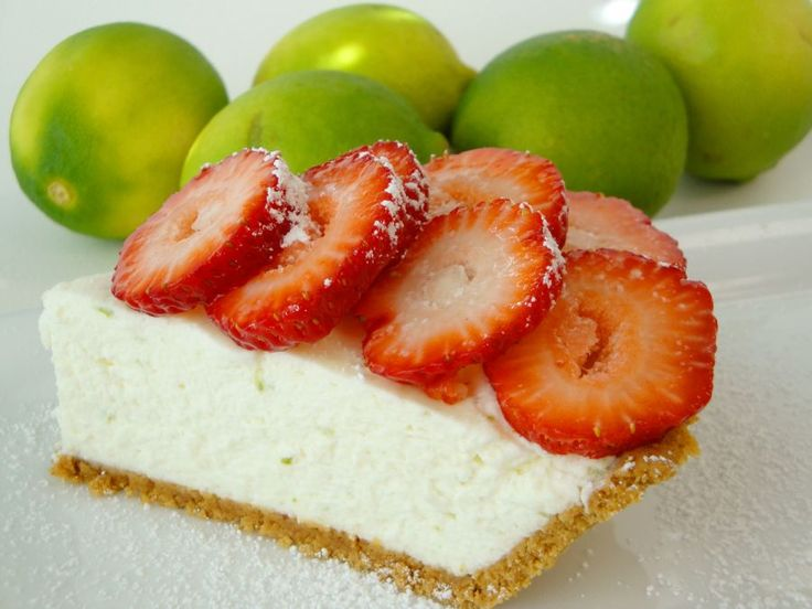 Margarita Pie - Make it a fiesta with this margarita pie! A creamy ...