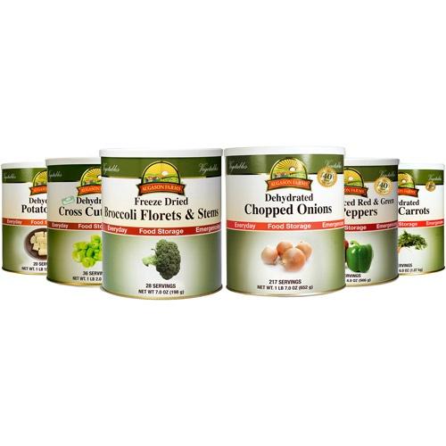 Emergency food storage kit reviews