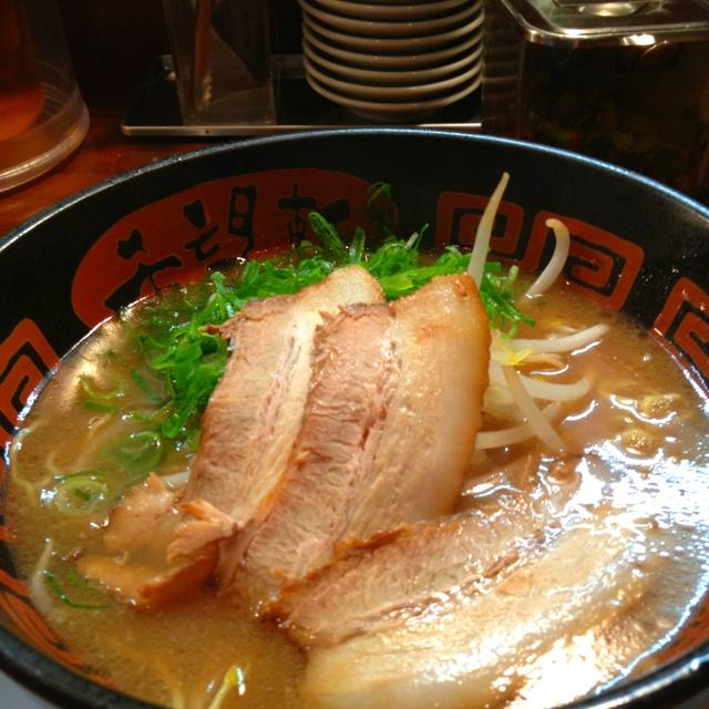 tonkotsu ramen | Japanese Food & Junk Food | Pinterest
