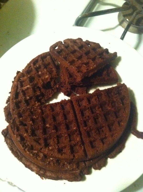 brownie waffles | Recipes | Pinterest