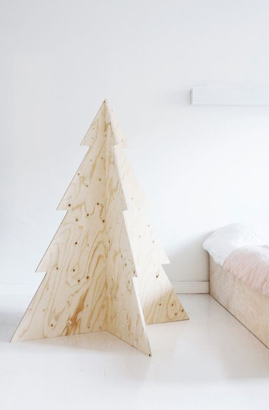 plywood christmas tree all things wood pinterest