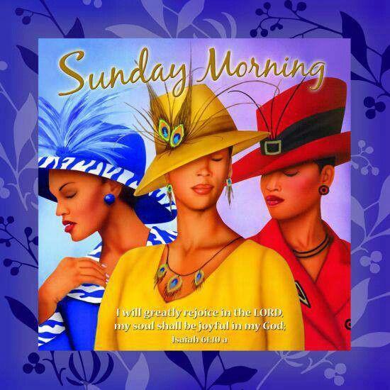 Sunday Morning | Beautiful Black Art | Pinterest