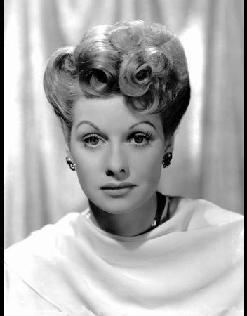 Lucille Ball Circa 1945 1940s Movie Stars Pinterest