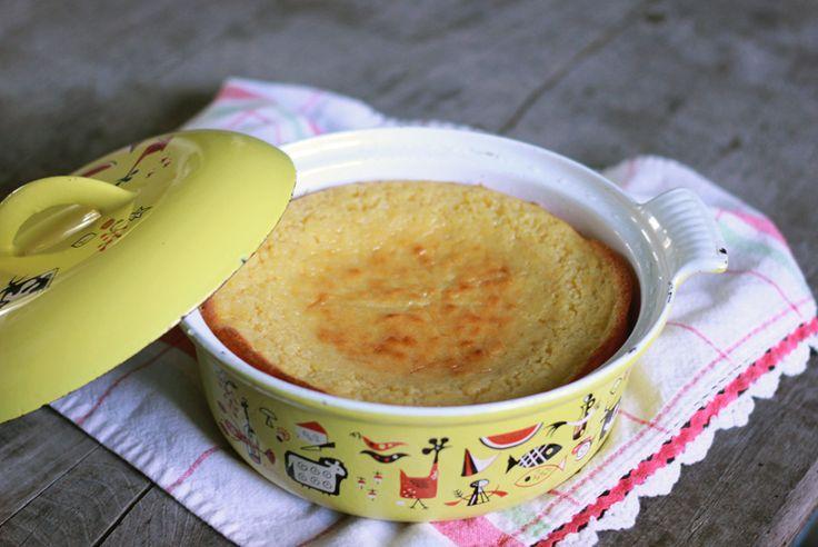 CORNBREAD PUDDING | Hot Dish! | Pinterest