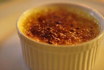 Ginger Creme Brulee Recipe | Recipes | Pinterest