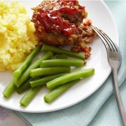 Mini Turkey Meatloaves | meats and seafood | Pinterest
