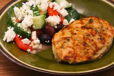 Grilled Chicken Recipe with Tarragon-Mustard Marinade