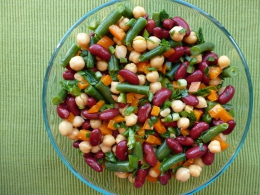 ... bean salad mexican three bean salad bean salad 4142 speedy three bean