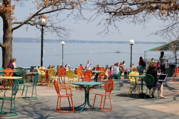 Union terrace uw madison madison wisconsin pinterest for The terrace madison wi