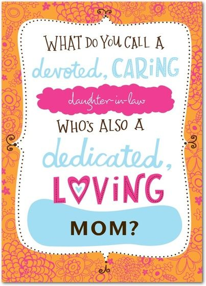 Chic Compliments - Mother's Day Greeting Cards in Orange | Hallmark
