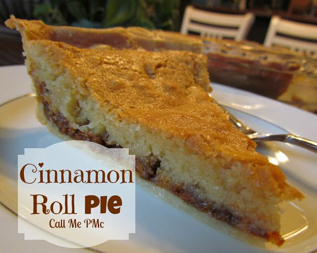 Cinnamon Roll Pie / Call Me PMc - Call Me PMc