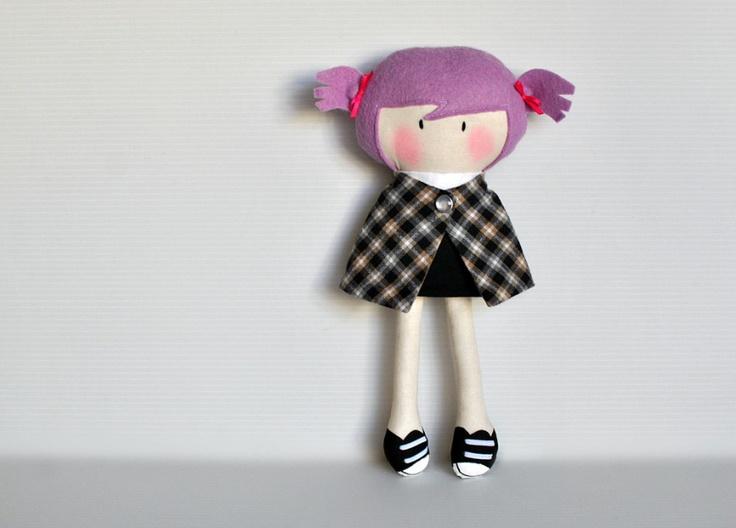 My Teeny-Tiny Doll® Emma