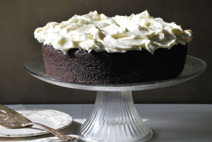 Chocolate Stout Cake | Cooking with beer | Pinterest