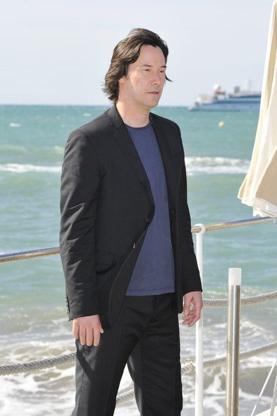 Keanu Reeves attends 'Man of Tai Chi' photocall at the 66th Cannes