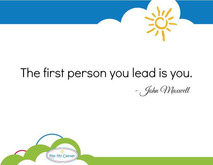 Inspirational Quote - John Maxwell