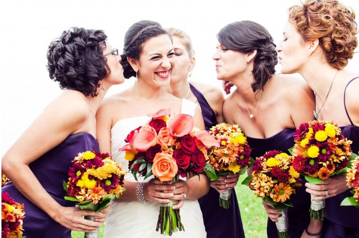Becky's Bridal Party