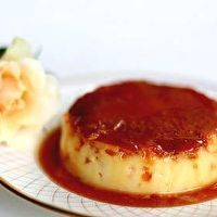 Rose Petal Flan by Simply Recipes | Custards, Flans and Puddings | Pi ...