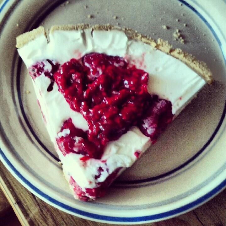 Greek Yogurt Cheesecake | sweet stuff | Pinterest