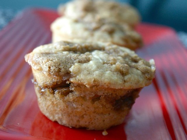 Apple-Cinnamon Streusel Muffins | Cupcakes and Muffins | Pinterest