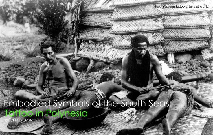 Polynesian Tattoo Symbols