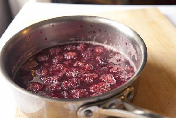 Blackberry BBQ Sauce | Recipe