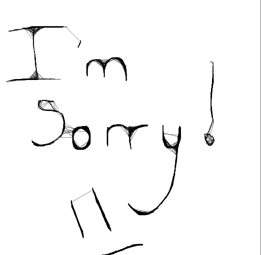 how to say no sorry in french