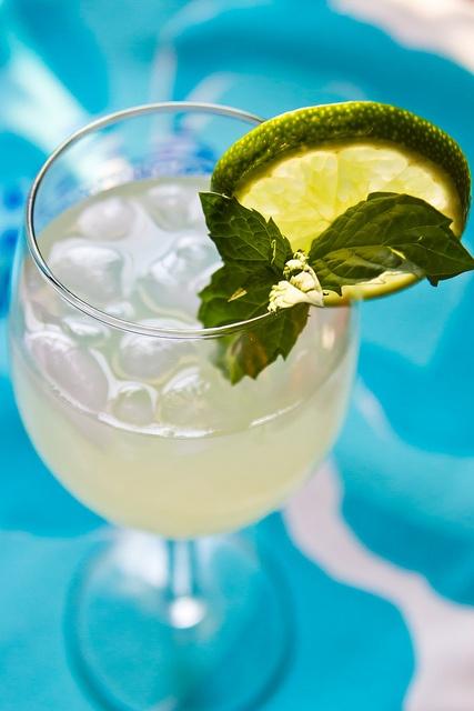 Fresh Ginger Limeade | Food & Drink..... | Pinterest