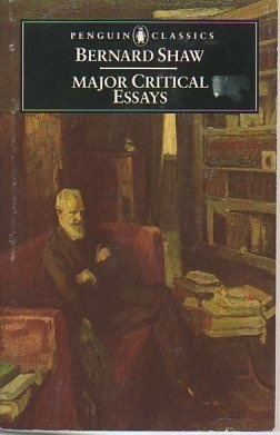 george bernard shaw essays amazon