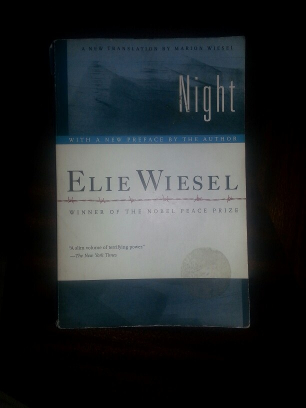 elie wiesel this i believe essay