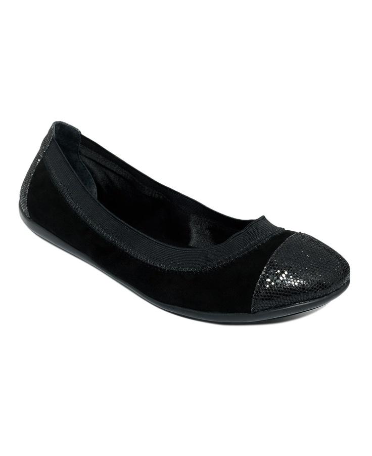 INC International Concepts Shoes, Sporty Flats