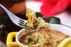 ... Musings of a Modern American Mom: Southern Style Cornbread Dressing