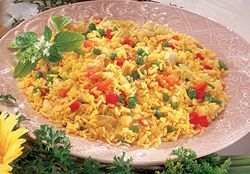 Classic Arroz Con Pollo (Chicken and Rice) I liked the ingredients in ...