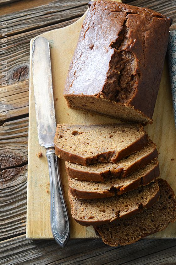 Date Loaf Cake, a deliciously-spiced, naturally-sweetened, and super ...