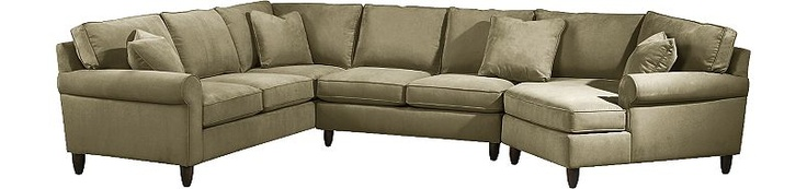 Amalfi Sectional Havertys Furniture For The Home
