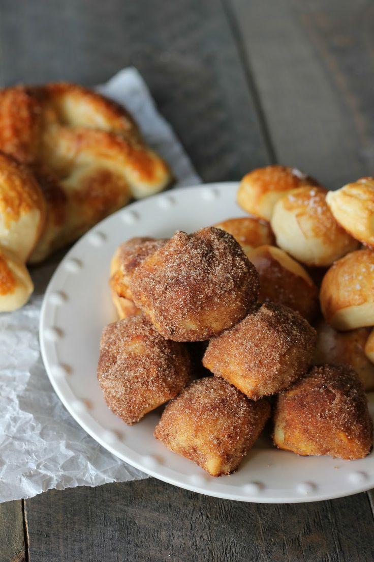 Soft Pretzel {Bites} | Food
