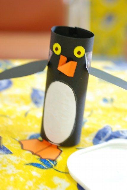 Preschool Crafts for Kids*: penguin