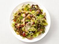 Greek Orzo and Grilled Shrimp Salad with Mustard-Dill Vinaigrette ...